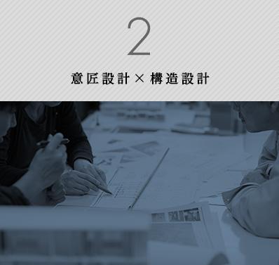 2.意匠設計×構造設計